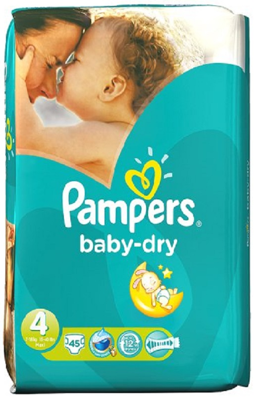 Pampers baby dry 4 nombre de couches varie selon emballage prix par couche pampers pd 004 - Prix couche pampers allemagne ...