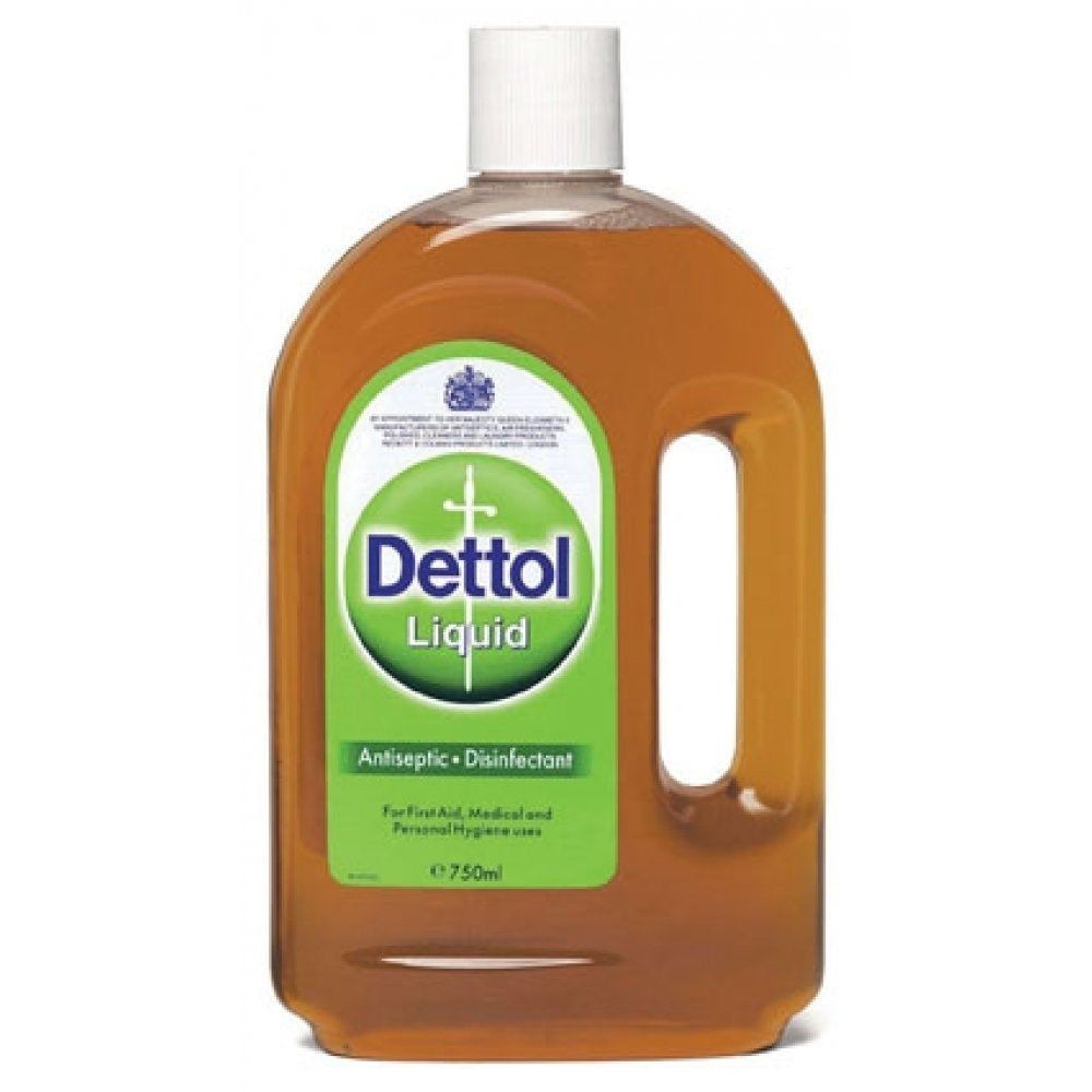 Dettol Multi Usage D Sinfectant 6x750ml Dettol Wk 157 Wekapromo